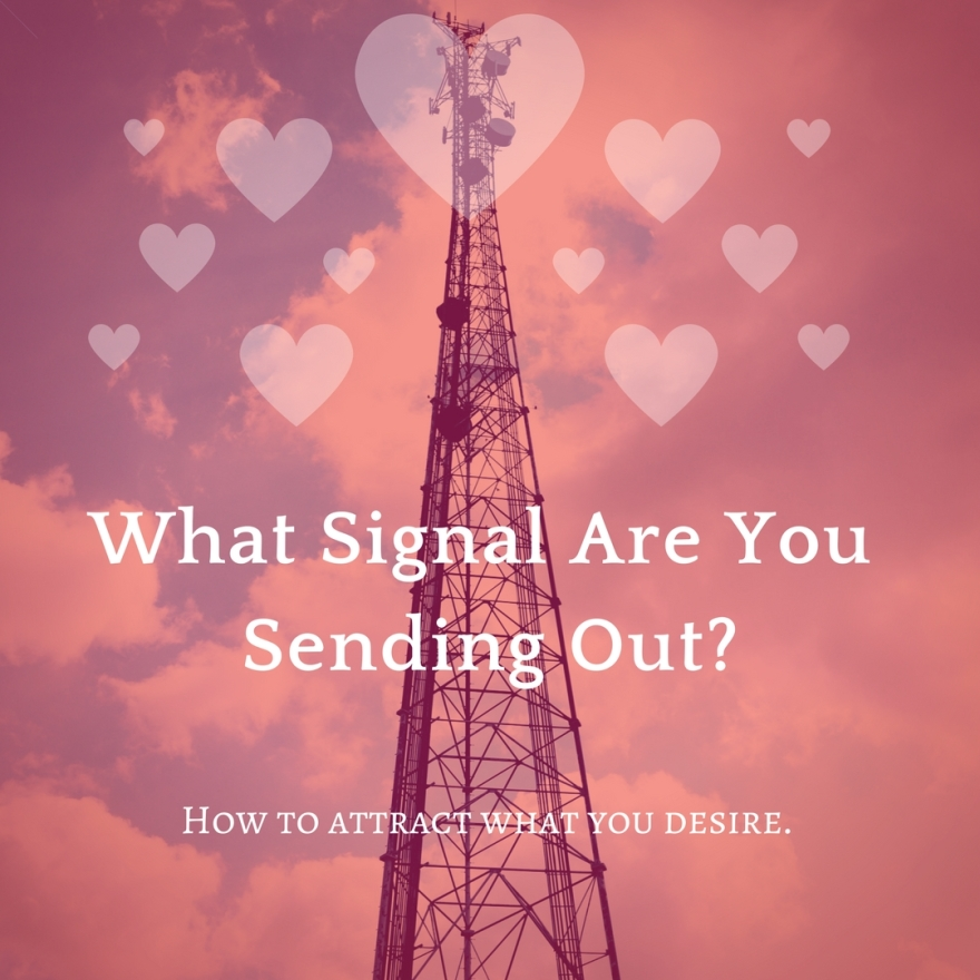 What Signal Are You Sending Out_